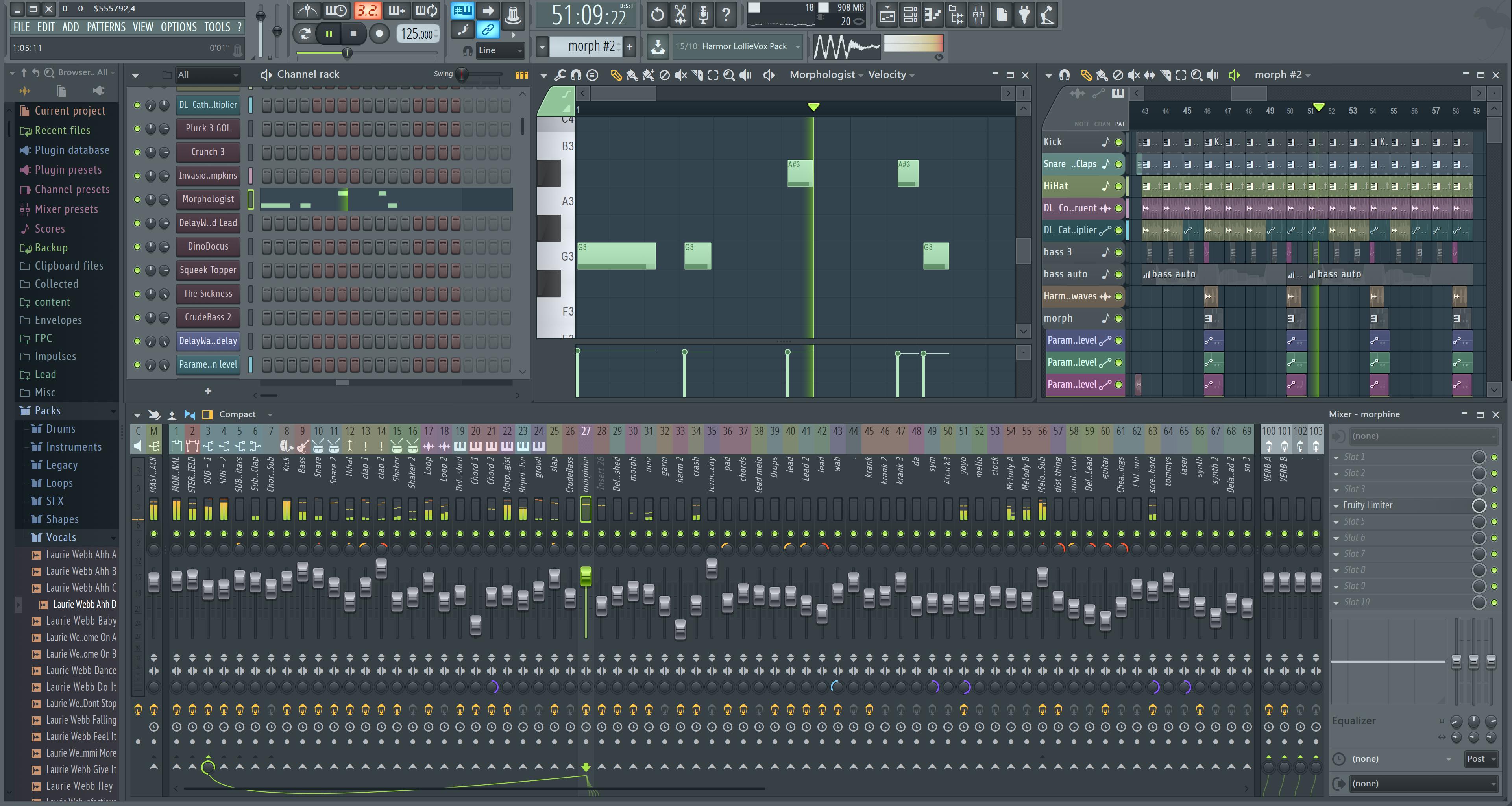 Скачать звуки для fl studio 12